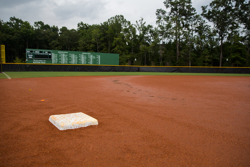 Build a backyard pitching mound easily at home