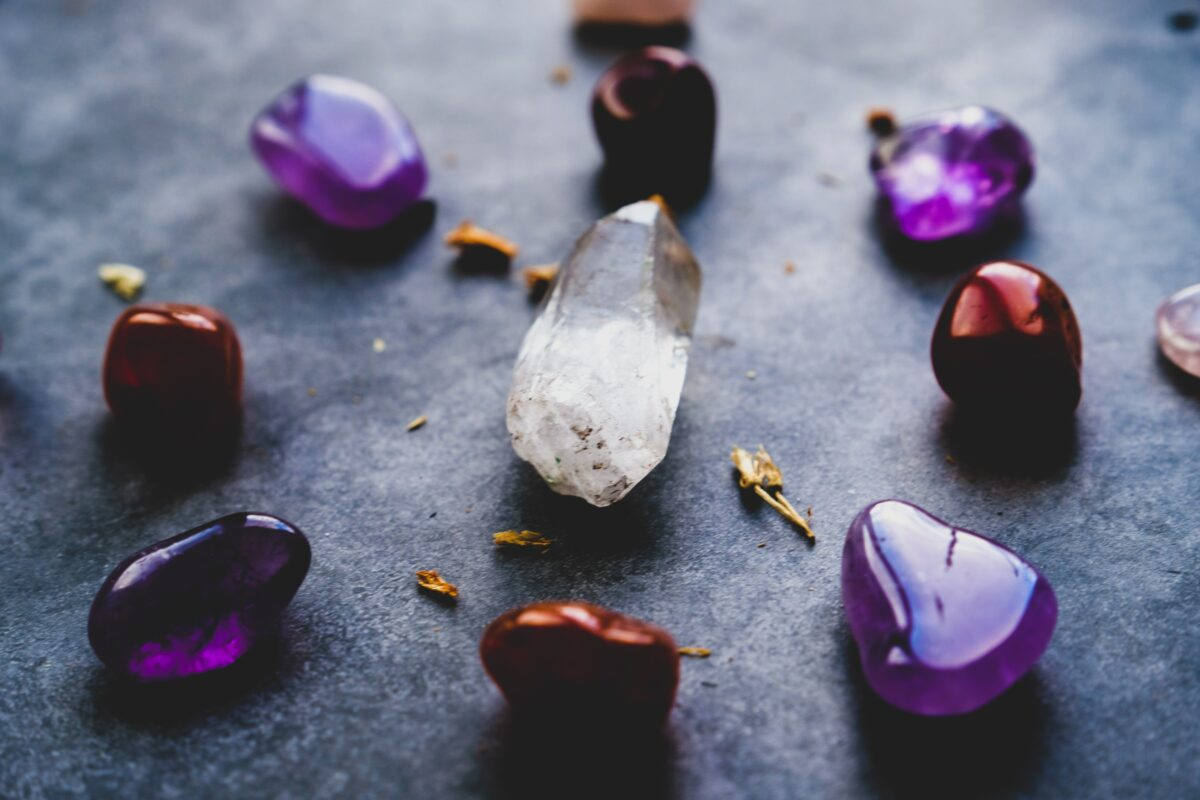 How to find crystals in your backyard