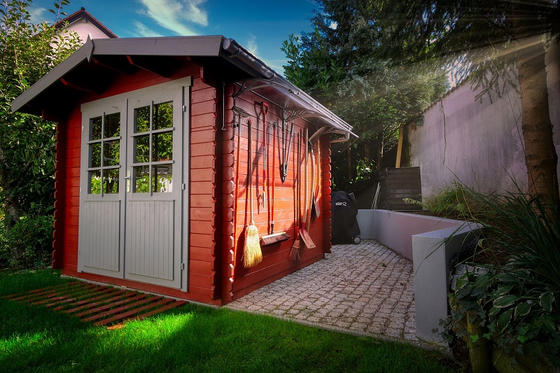 heating shed