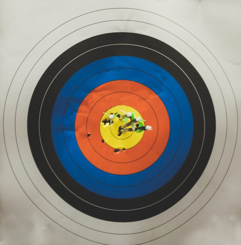 DIY your own archery targets