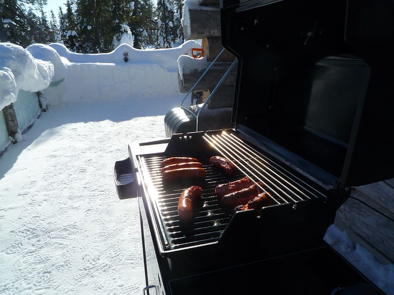 Grilling in the winter can be easier than you think, provided you know how to do it the right way