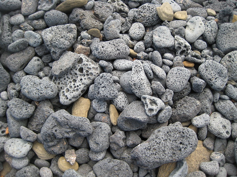 Use lava rocks for fire pit for a great BBQ and grilling experience