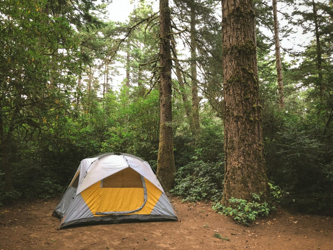 Keep your belongings safe and find the best ways to lock your tent