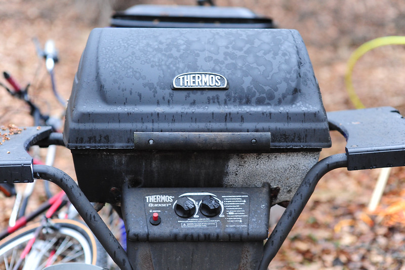 Grilling in the rain requires you to have the right equipment